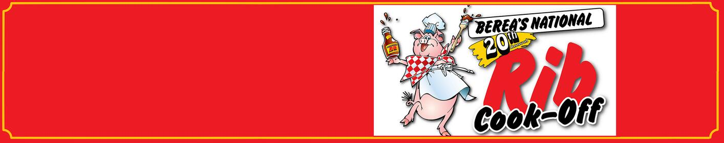 Win a Berea Rib Cook Off party pack