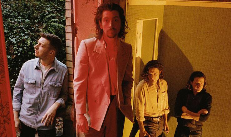 Arctic Monkeys 2018 Photo