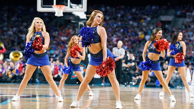 Kansas University cheerleaders: Horrifying abuse detailed