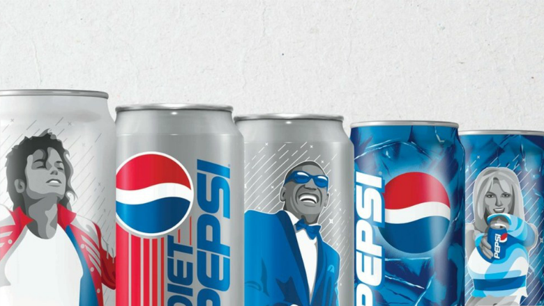 Pepsi Spotlights Michael Jackson, Britney Spears & More With Specialty Cans