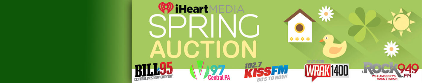 iHeart Auction!