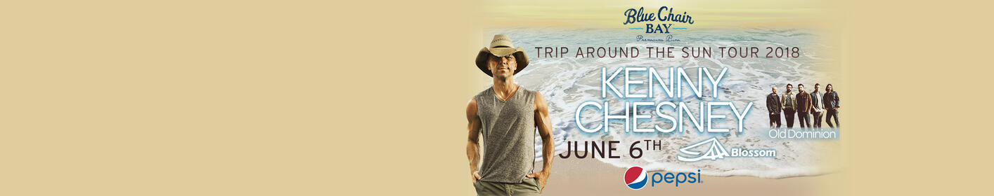 Win Kenny Chesney Tickets Courtesy of Pepsi!