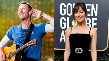 Elvis Duran - Chris Martin & Dakota Johnson Have Reportedly Broken Up