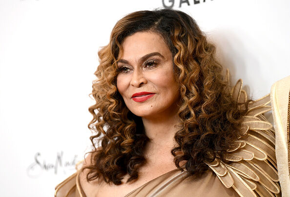 Tina Knowles - Getty Images