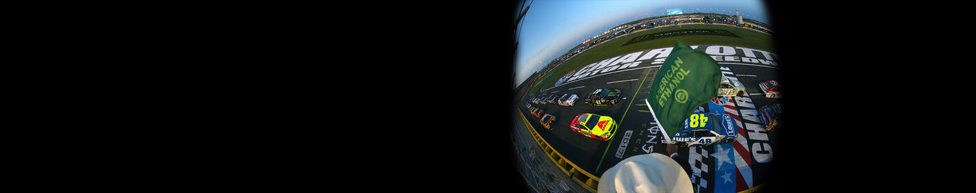 The Stars Shine Saturday Night!  Hear the Monster Energy NASCAR All-Star Race on Q102 5pm.