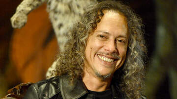 Allison - Metallica's Kirk Hammett Recommends Horror Films For You This Halloween