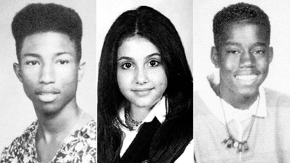 Celebrity School Photos: 50+ Images Of Stars Before They ...