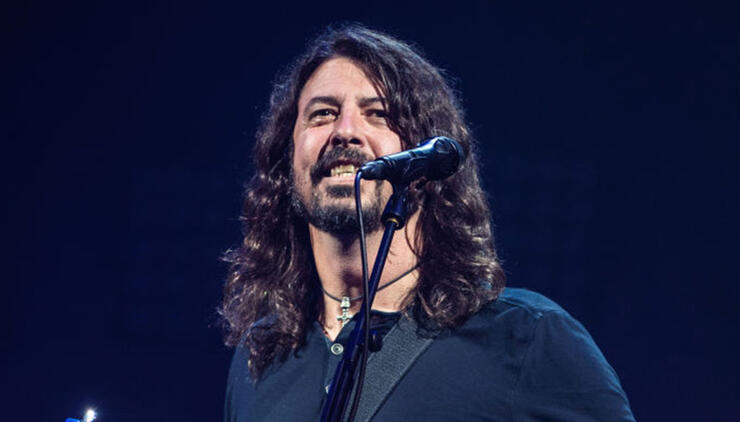 Dave Grohl to Record 25-Minute Song