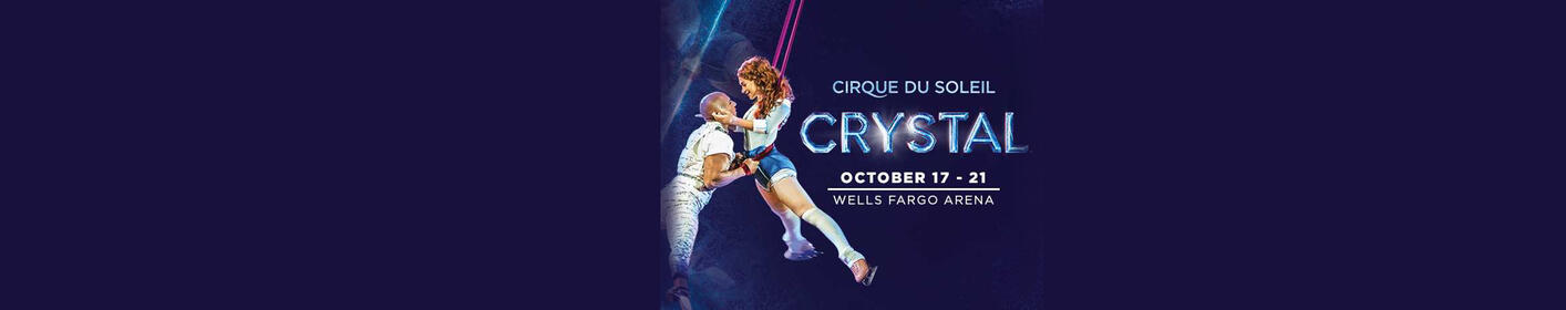 Win Tickets to See Cirque Du Soleil Crystal!