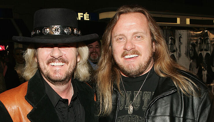 Van Zant Brothers' Childhood Home Designated as Historic Site