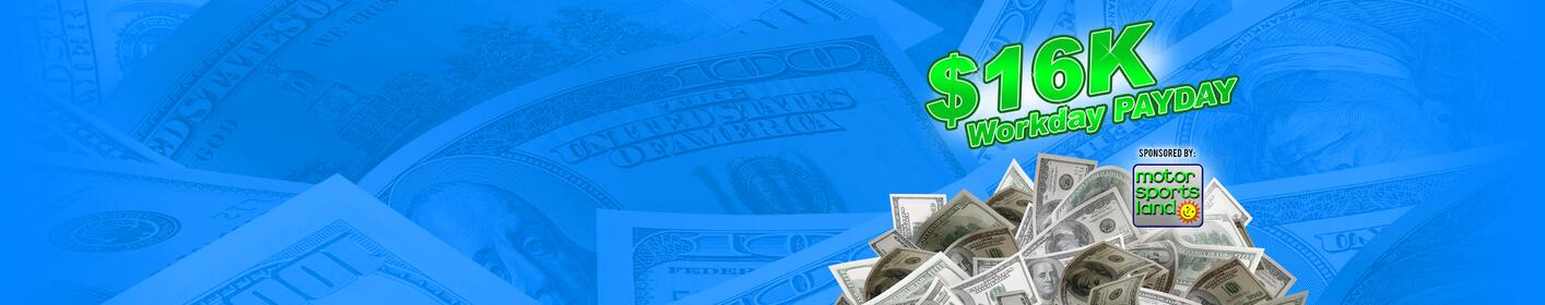 Ready to win your share of the $16K Workday Payday on My 99.5? Listen to win!