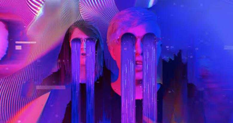 "Robert DeLong & K.Flay Unveil ""Favorite Color Is Blue"" Visual (VIDEO)"