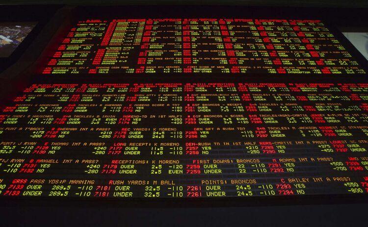 Sports betting odds - Fox Sports