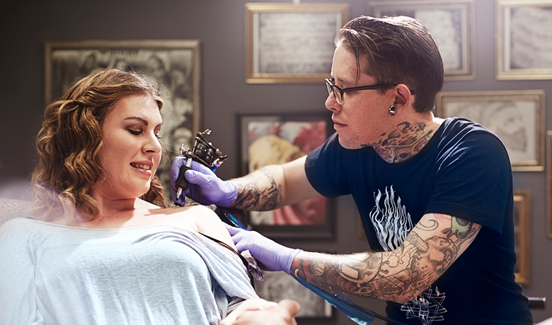Tattoos - cover