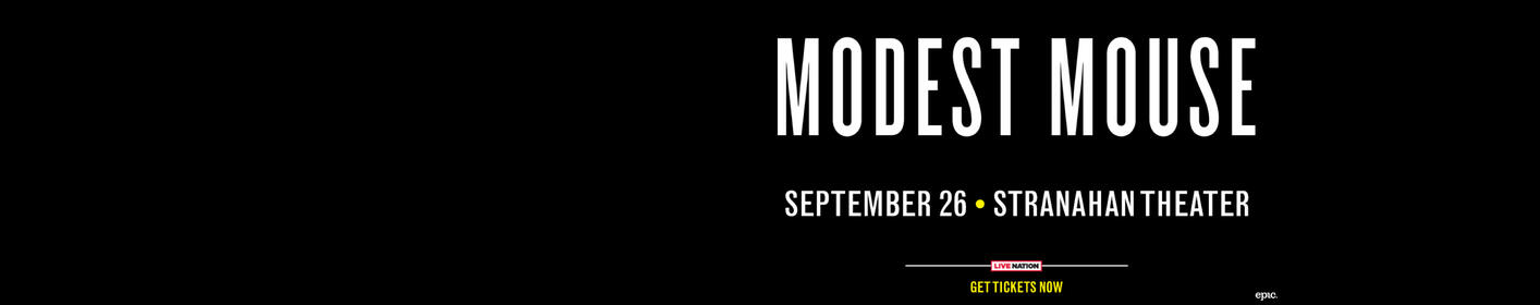 Win Modest Mouse Tickets!