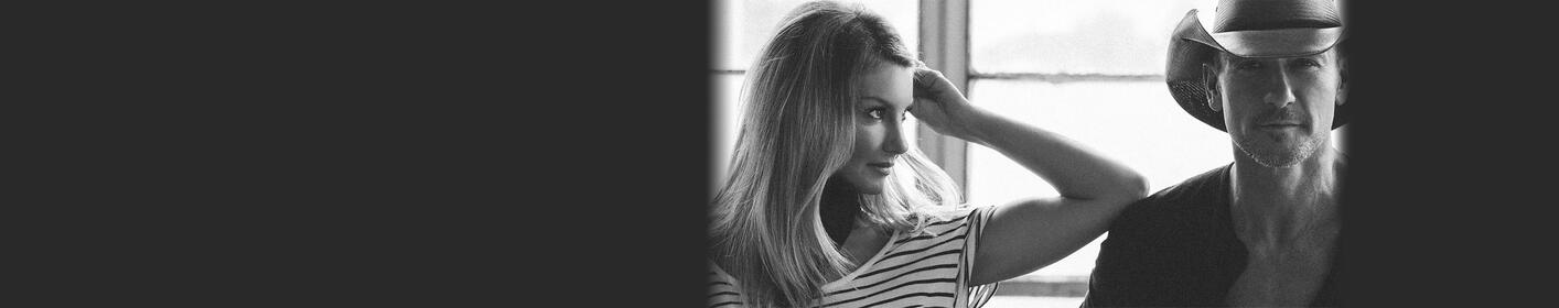 Win tickets to see Faith Hill and Tim McGraw!
