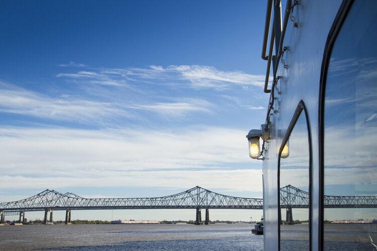 New Orleans Ferry Getty RF