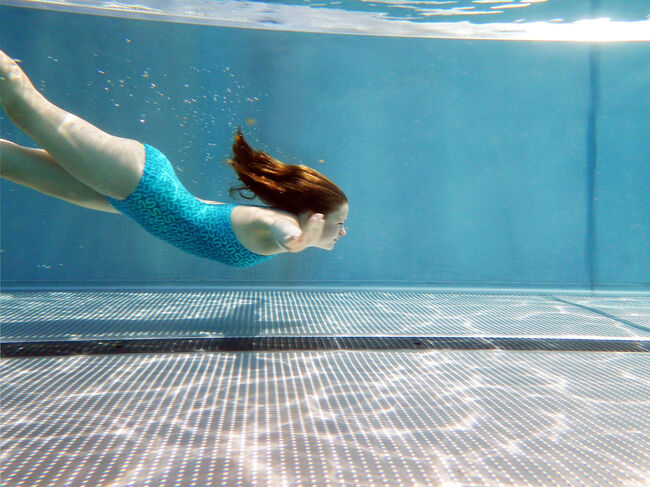 Swimming Getty RF