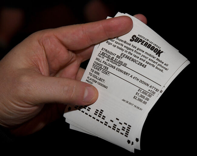Sports Betting - Getty Images