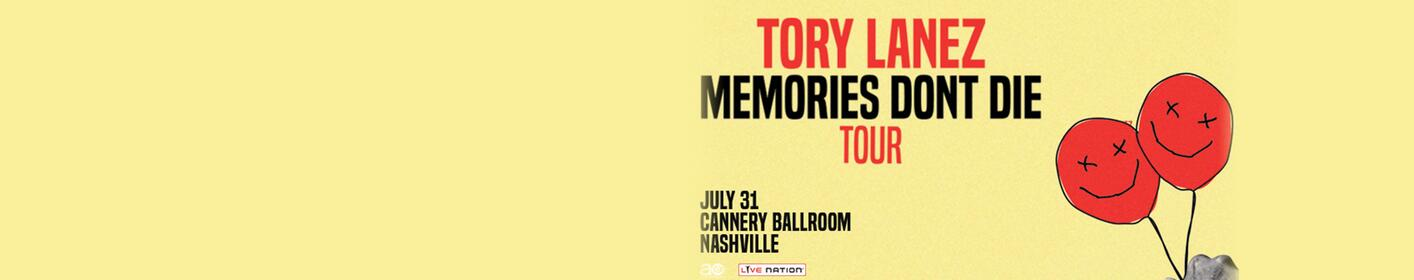 Don't miss Tory Lanez's show at the Cannery Ballroom!