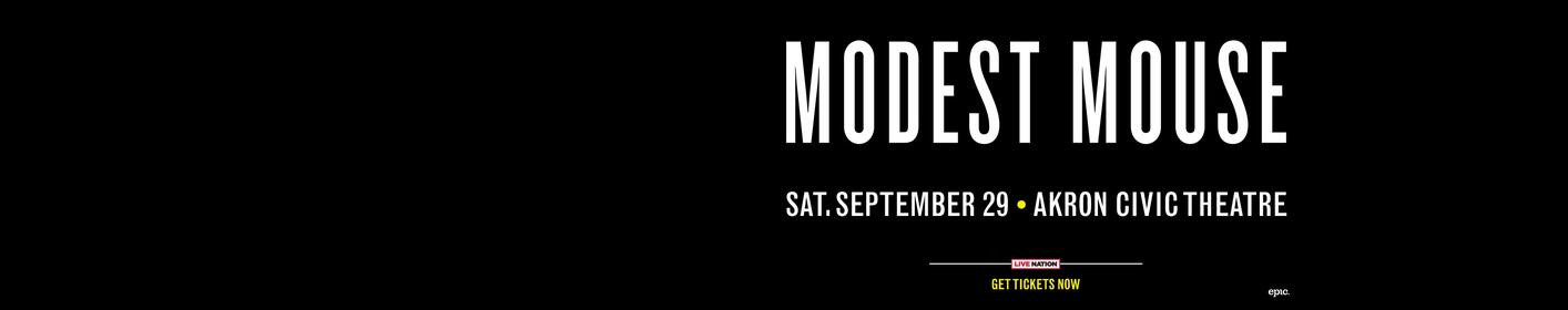 Win tickets to see Modest Mouse!