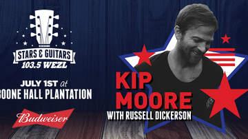 Stars & Guitars - Stars & Guitars Lineup Revealed: Kip Moore, Russell Dickerson and more