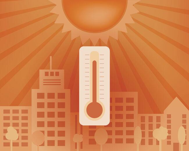 Hot Heat Getty RF