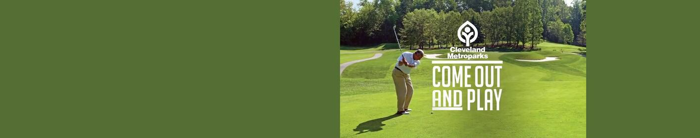 Win Cleveland Metroparks Golf passes