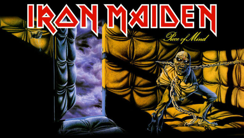 iron maiden s piece of mind 13 things you need to know iheartradio
