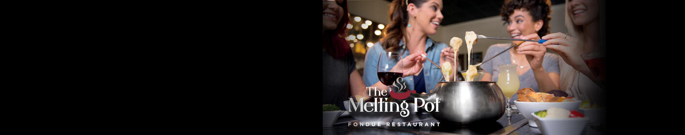 The Peak's Perfect Happy Hour - Fridays this Summer at The Melting Pot!