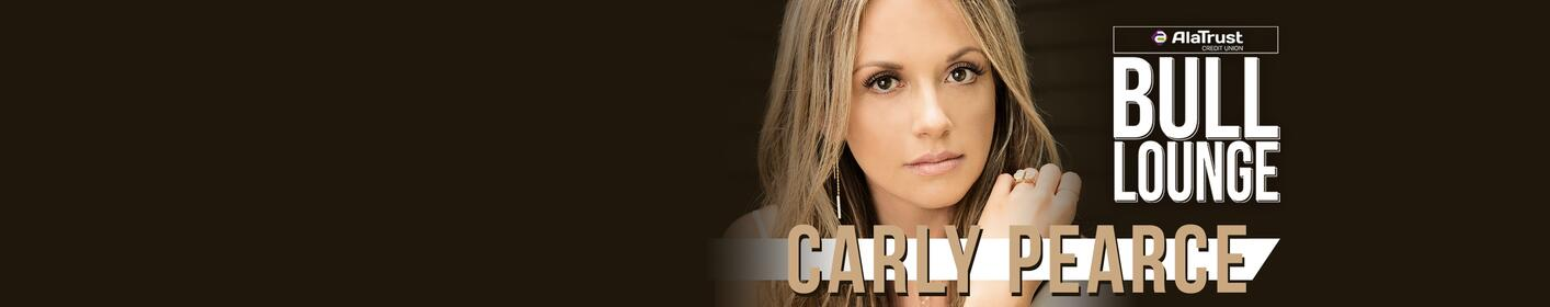 Carly Pearce | AlaTrust Bull Lounge