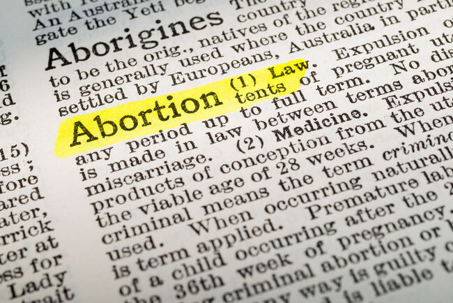 Abortion Getty RF