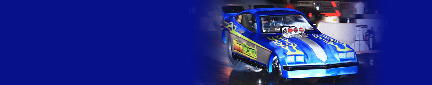 Win tickets to Funny Cars Under the Stars at New England Dragway!