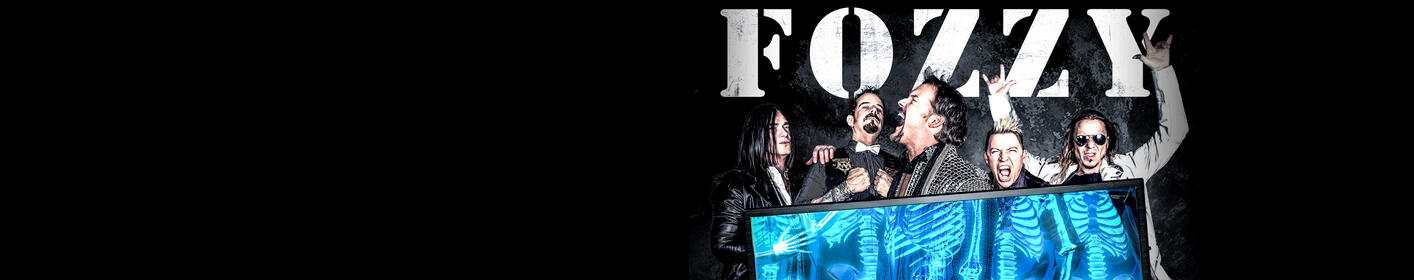Register to win tickets to 98ROCK Presents Fozzy!