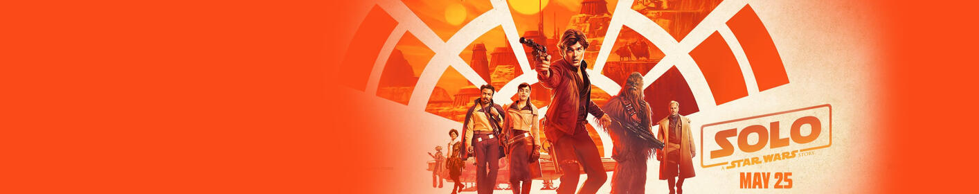WINNING WORDS WEEKEND: Win tickets to see 'Solo: A Star Wars Story'!