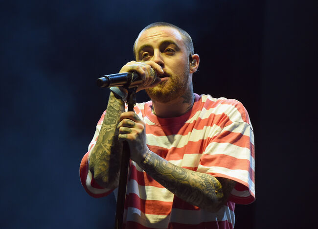 Mac Miller/ Kevin Winter / Staff / Getty Images North America