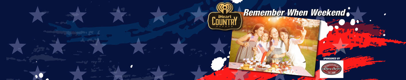 IHeart Country Remember When Weekend - Listen