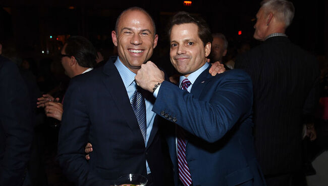 Reality Show Starring Michael Avenatti, Anthony Scaramucci in the Works
