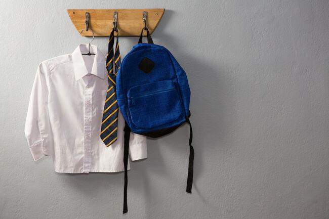School Uniform Getty RF