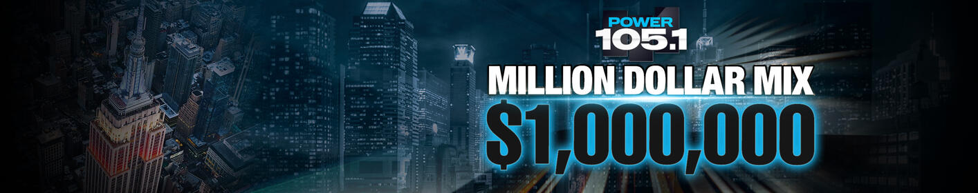 Tune In Today For Your Chance At a Million Dollars