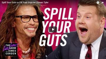 Tony TNT Tilford - Steven Tyler spills his guts