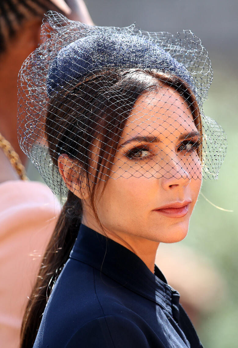 15 Fancy Up Do Tutorials: 15 Fancy Hats From The Royal Wedding