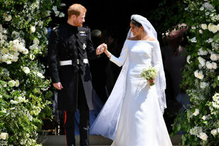 Here's The Royal Wedding Photo Some Are Calling 'Princess Diana's View'