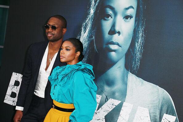 Dwyane Wade & Gabrielle Union - Getty Images