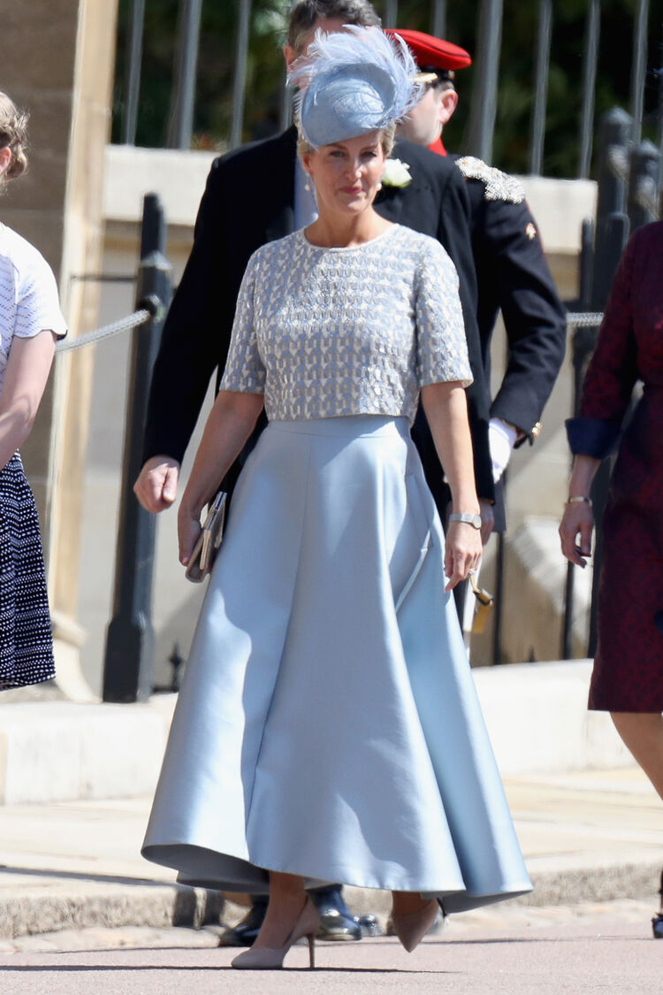 Royal Wedding Fashion: All The Stunning Looks | On Air with Ryan ...