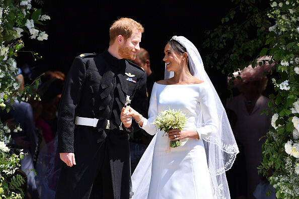 Royal Wedding - Getty Images