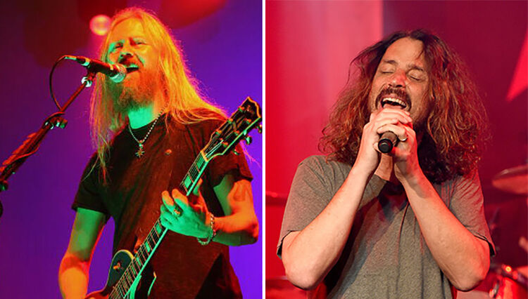 Alice in Chains Pay Tribute to Chris Cornell at Rock on the Range