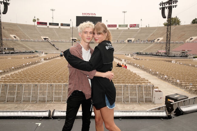 Troye Sivan, Taylor Swift