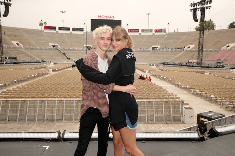 Troye Sivan, Taylor Swift
