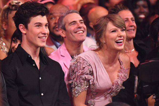 Shawn Mendes, Taylor Swift Billboard Music Awards